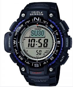 Casio full of function watch